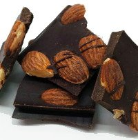 Agapey 60% Almond Dark Chocolate Bar