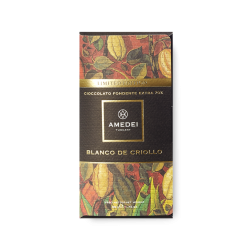 Amedei Blanco de Criollo 70% Dark Chocolate Bar