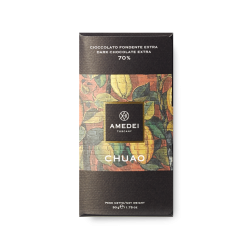 Amedei Chuao 70% Dark Chocolate Bar