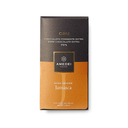 Amedei Cru Jamaica 70% Dark Chocolate Bar