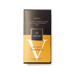 Amedei Cru Venezuela 70% Dark Chocolate Bar