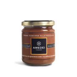 Amedei Milk Chocolate Hazelnut Spread