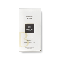 Amedei Toscano White 29% White Chocolate Bar