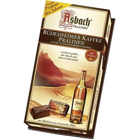 Asbach Brandy Pralines with Coffee