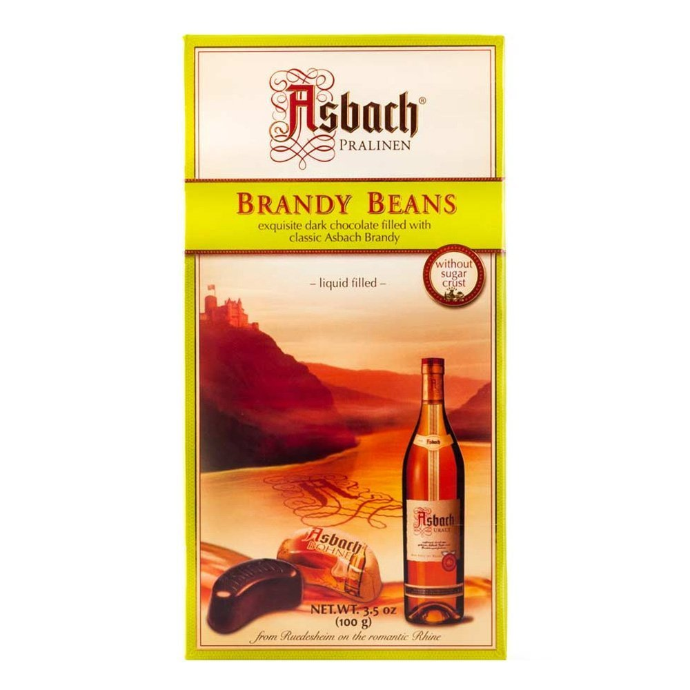 Asbach Chocolate Brandy Beans (100g)