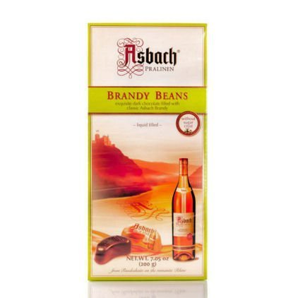 Asbach Chocolate Brandy Beans (200g)