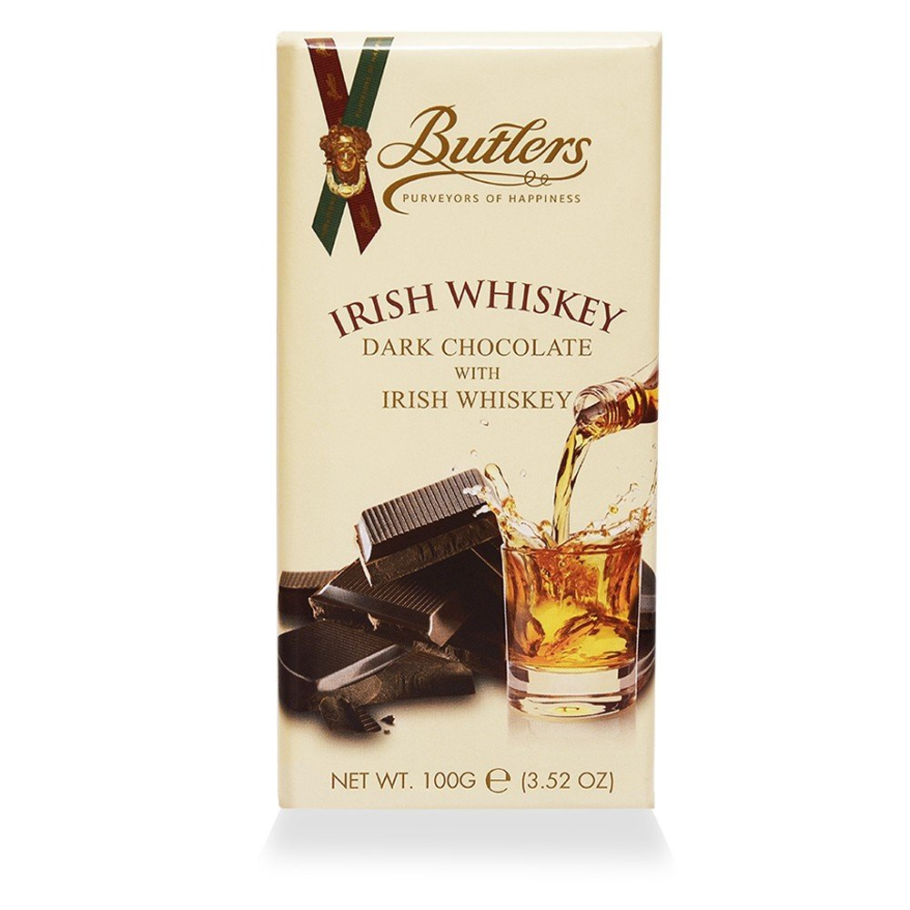 Butlers Dark Chocolate Irish Whiskey Truffle Bar (200g)