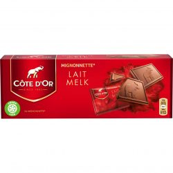 Côte d'Or 35% Milk Chocolate Mignonnettes