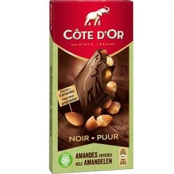 Côte d'Or 46% Almonds Dark Chocolate Bar
