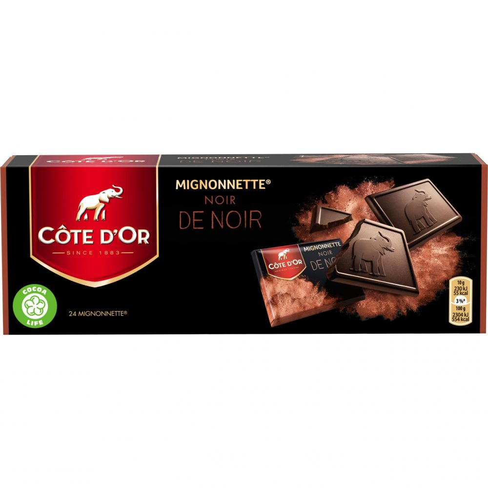 Côte d'Or 54% Dark Chocolate Mignonnettes
