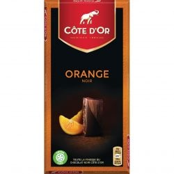 Côte d'Or 56% Orange Dark Chocolate Bar