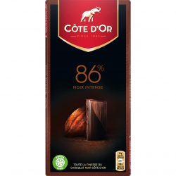 Côte d'Or 86% Dark Chocolate Bar