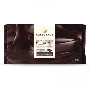 Callebaut 811 54.5% Dark Chocolate Baking Block
