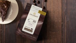 Callebaut 811 54.5% Dark Chocolate Baking Callets