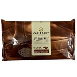 Callebaut 845 32.7% Milk Chocolate Baking Block