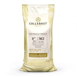 Callebaut CW2 25.9% White Chocolate Baking Callets