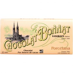 Chocolat Bonnat Porcelana 75% Dark Chocolate Bar
