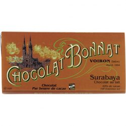 Chocolat Bonnat Surabaya 65% Milk Chocolate Bar