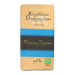 François Pralus Dominican Republic 75% Dark Chocolate Bar