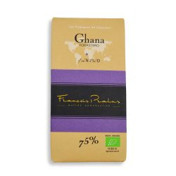 François Pralus Ghana 75% Dark Chocolate Bar