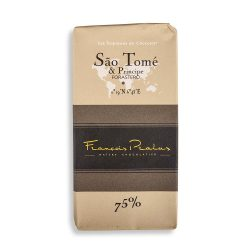 François Pralus São Tomé 75% Dark Chocolate Bar
