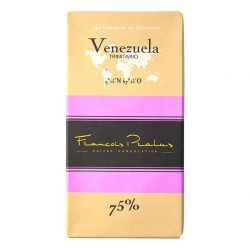François Pralus Venezuela 75% Dark Chocolate Bar