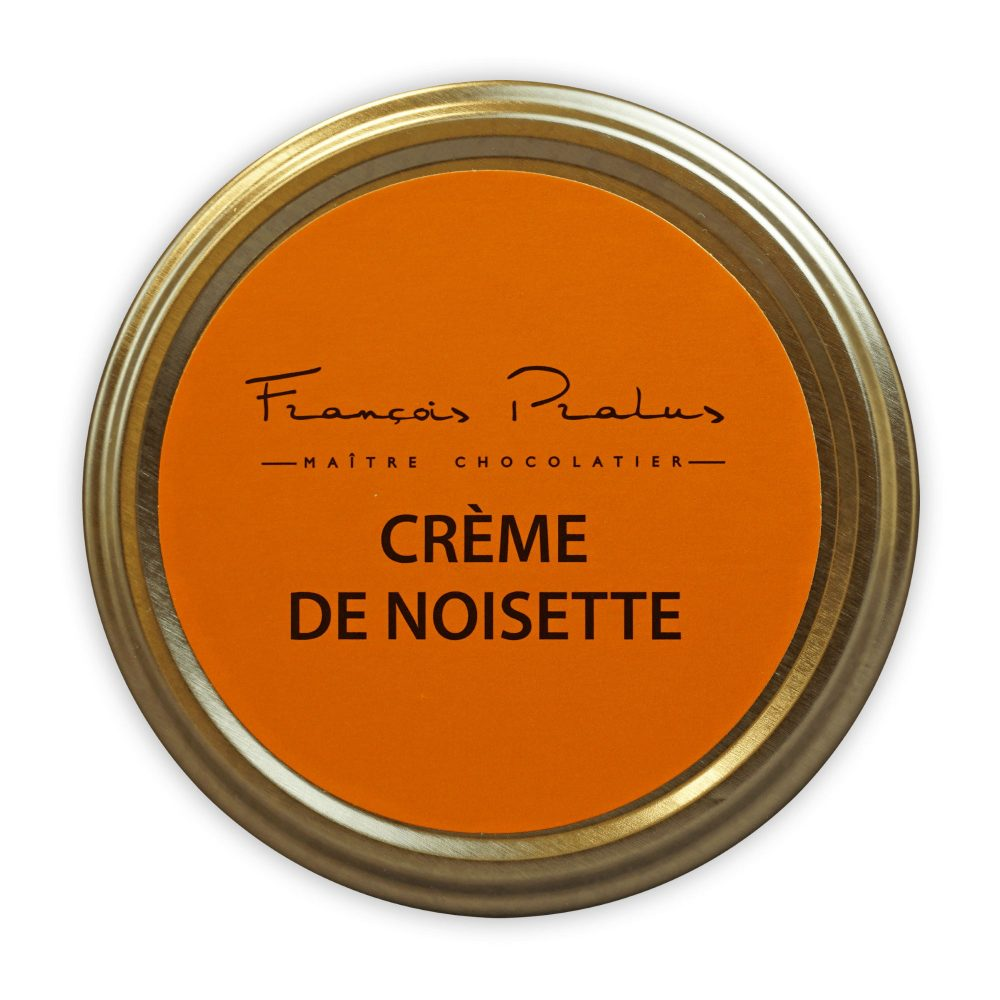François Pralus Hazelnut Cream Top