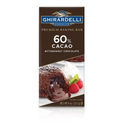 Ghirardelli 60% Bittersweet Chocolate Baking Bar