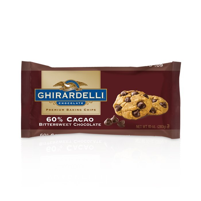 Ghirardelli 60% Bittersweet Chocolate Baking Chips