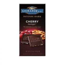 Ghirardelli Cherry Tango Dark Chocolate Bar