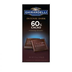 Ghirardelli Evening Dream 60% Dark Chocolate Bar