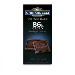 Ghirardelli Midnight Reverie 86% Dark Chocolate Bar