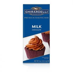 Ghirardelli Milk Chocolate Baking Bar
