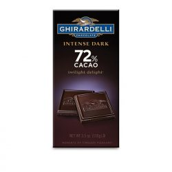 Ghirardelli Twilight Delight 72% Dark Chocolate Bar