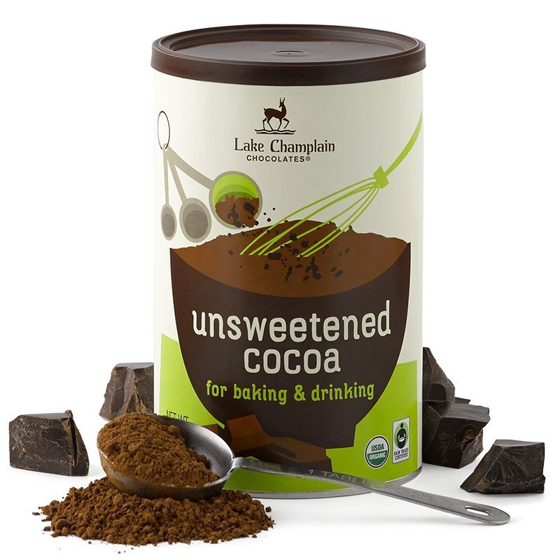 Lake Champlain 100% Unsweetened Cocoa Powder