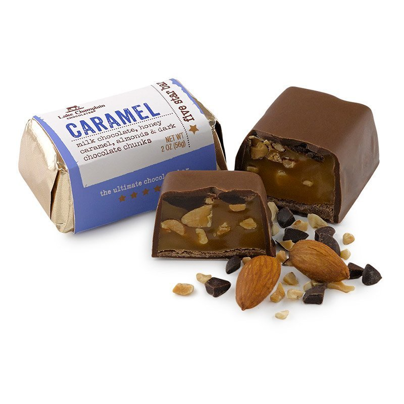 Lake Champlain Caramel Five Star Caramel