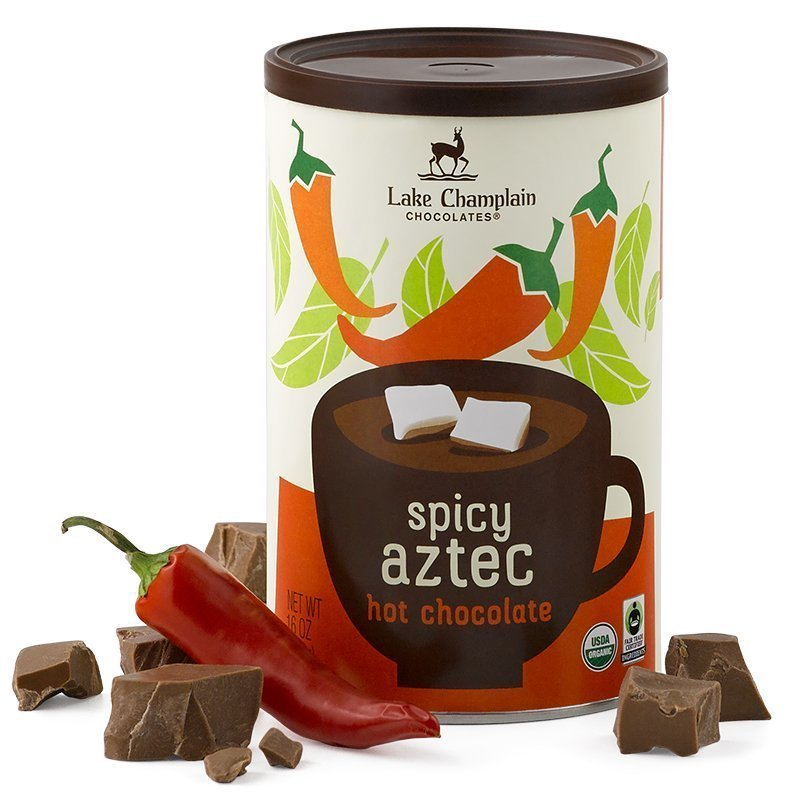 Lake Champlain Spicy Aztec Hot Chocolate Mix