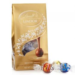Lindt LINDOR Assorted Chocolate Truffle Bag - 5.1oz