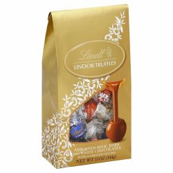 Lindt LINDOR Assorted Chocolate Truffle Bag (5.1oz)