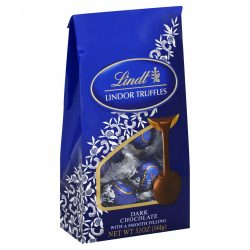 Lindt LINDOR Dark Chocolate Truffle Bag