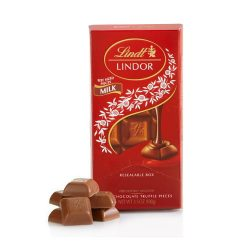 Lindt LINDOR Milk Chocolate Truffle Pieces