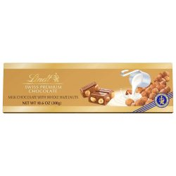 Lindt Swiss Hazelnut Milk Chocolate Gold Bar