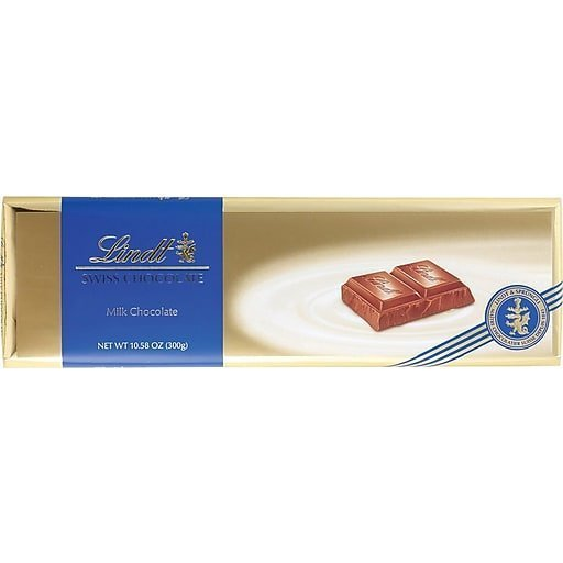 Lindt Swiss Milk Chocolate Gold Bar