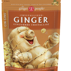 The Ginger People Gin Gins Crystallized Ginger Candy
