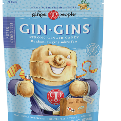 The Ginger People Gin Gins Super Strength Ginger Candy