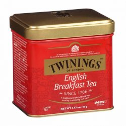 Twinings English Breakfast Tea Tin