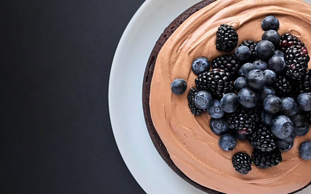 Valrhona Flourless Chocolate Cake
