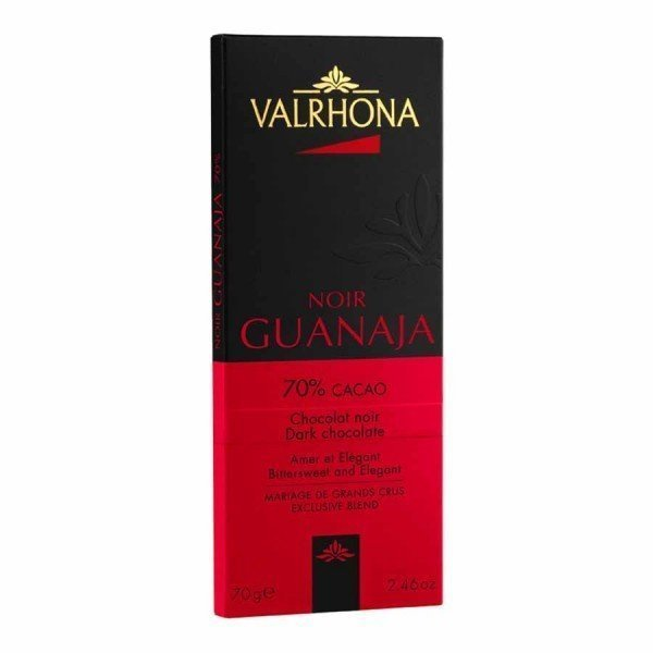 Valrhona Guanaja 70% Dark Chocolate Tasting Bar
