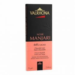 Valrhona Manjari 64% Dark Chocolate Tasting Bar