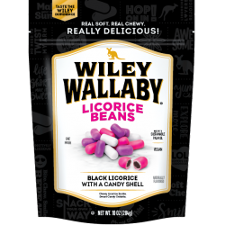 Wiley Wallaby Black Outback Beans